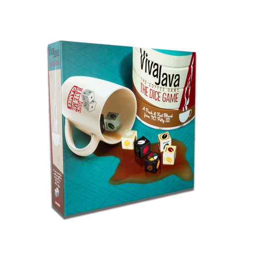 Viva Java The Coffee Game Dice Game