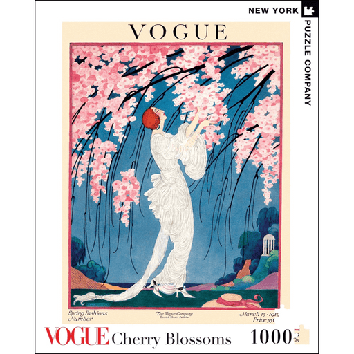 Puzzle (1000pc) Vogue : Cherry Blossoms