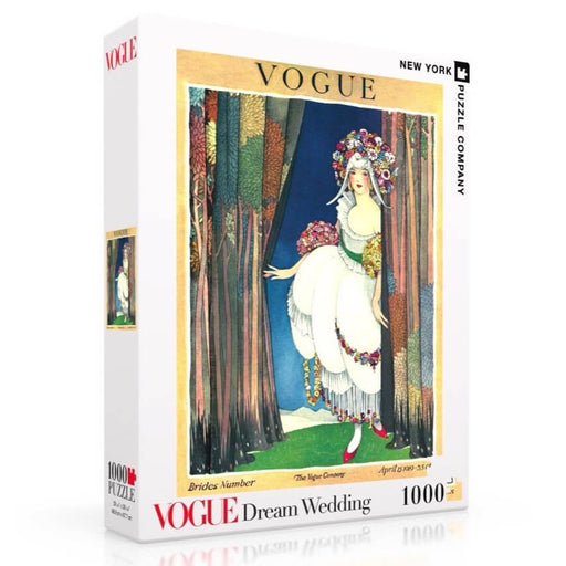 Puzzle (1000pc) Vogue : Dream Wedding