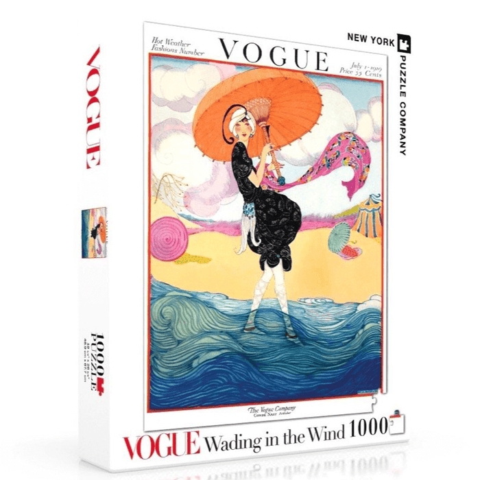 Puzzle (1000pc) Vogue : How the Wind Blows