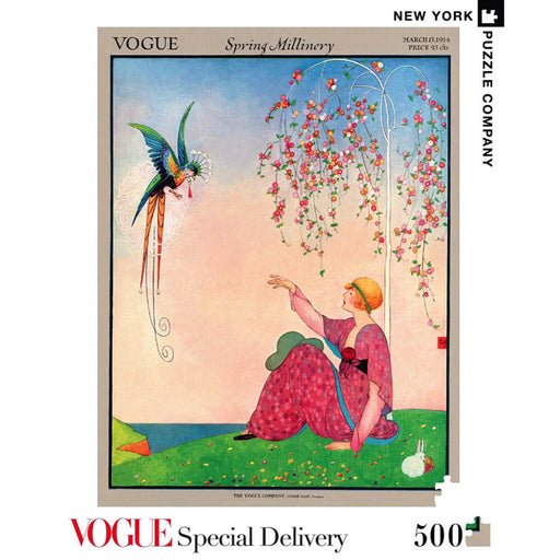 Puzzle (500pc) Vogue : Special Delivery