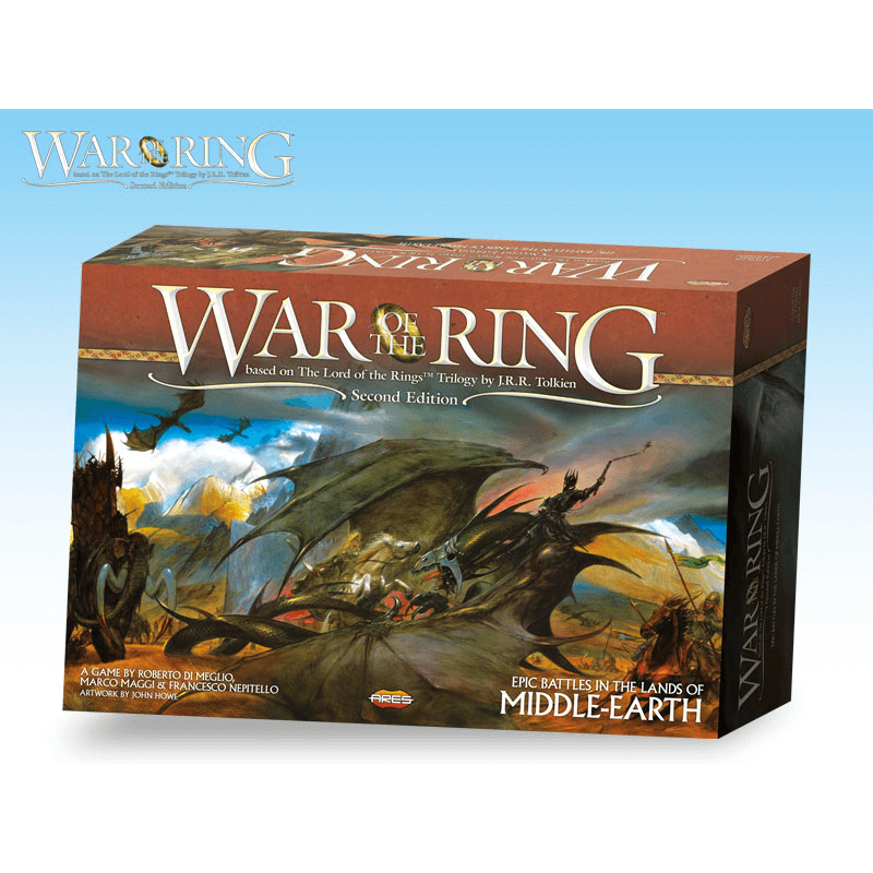 War of the Ring (2nd ed)