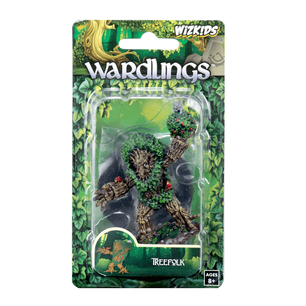 Mini - Wardlings : Tree Folk