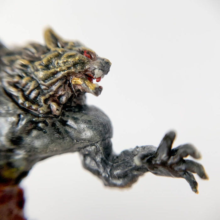 Pro Painted Miniature by Lauren Bilanko | Werewolf Ora