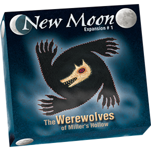 Werewolves of Miller Hollow Expansion : New Moon