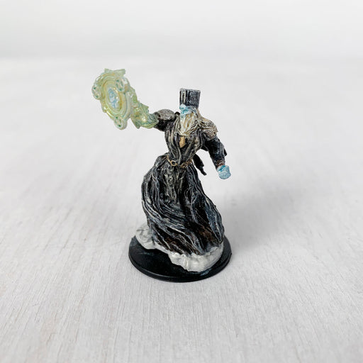 Pro Painted Miniature by Lauren Bilanko | White Walker Night King