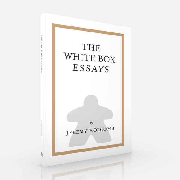 The White Box Game Design Workshop