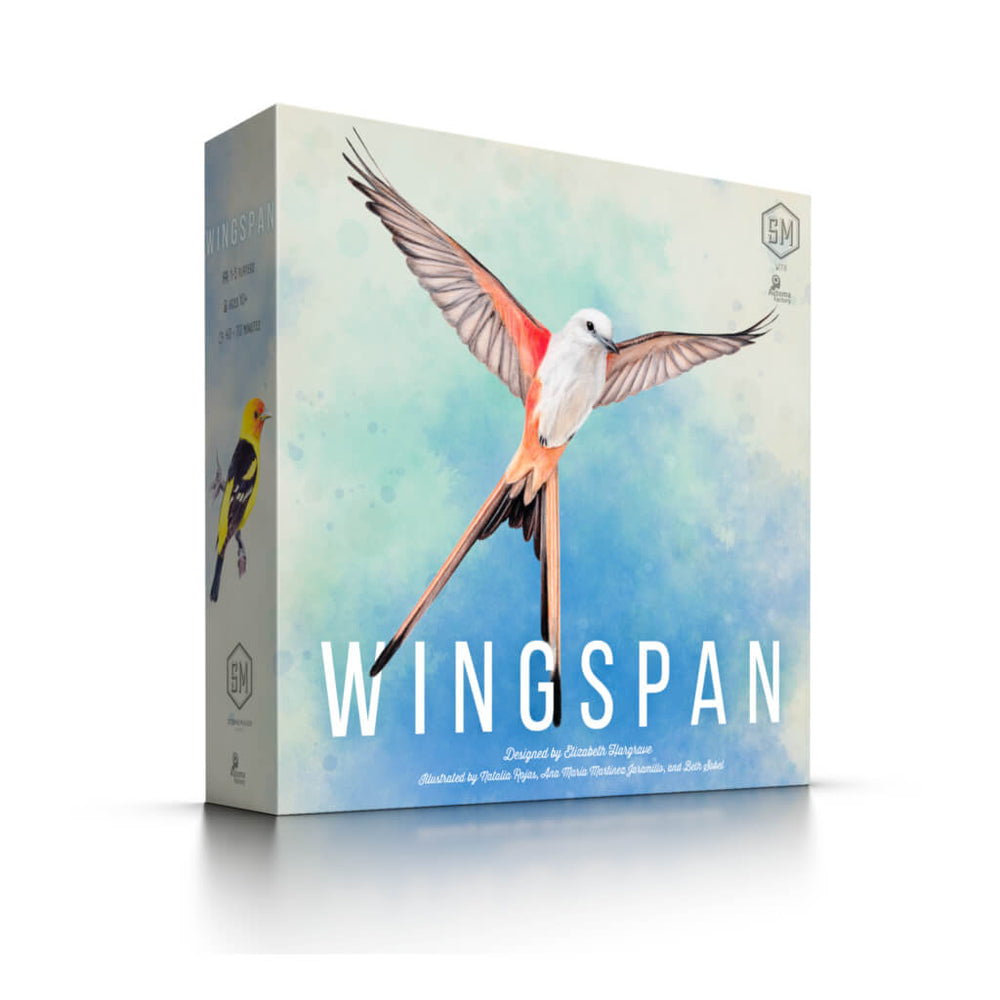 Wingspan (Revised)