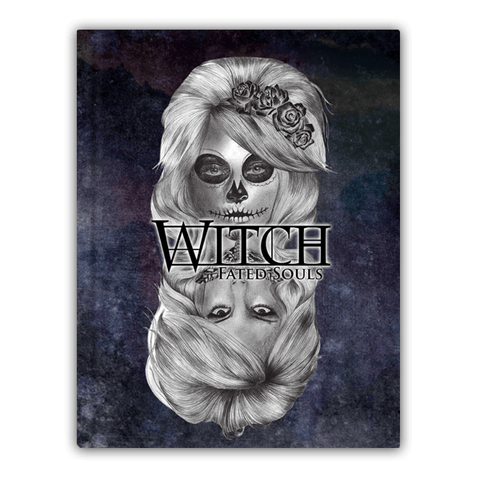 Tarot Deck : Witch Fated Souls Devil's Deck