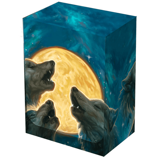 Deck Box - Legion (100ct) 3 Wolf Moon