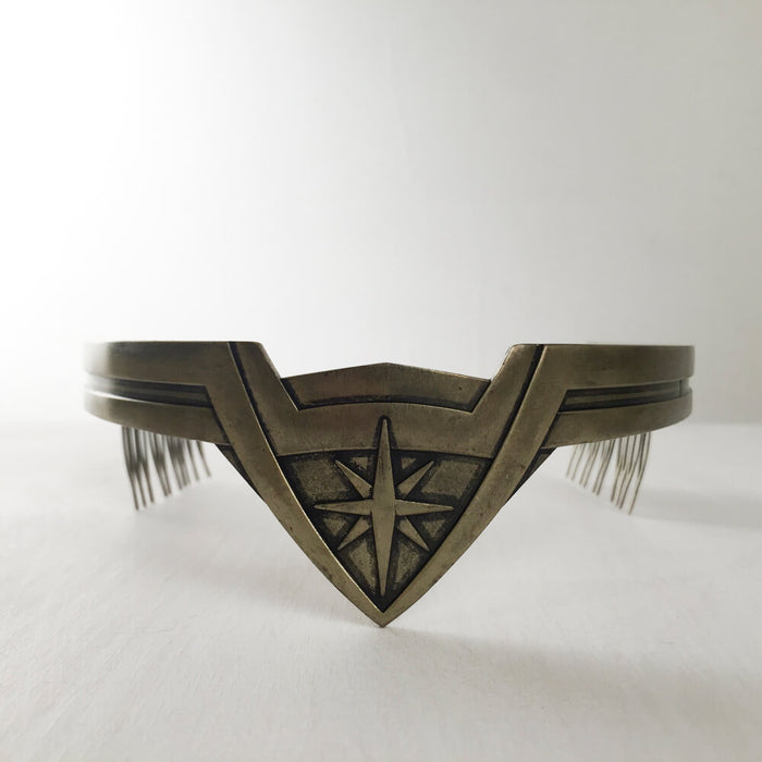 Wonder Woman Cuff & Tiara Set