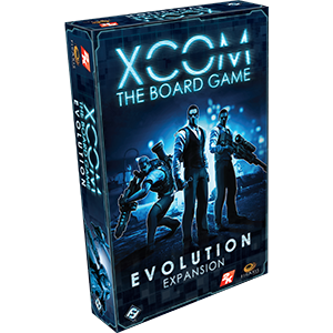 XCOM Expansion : Evolution