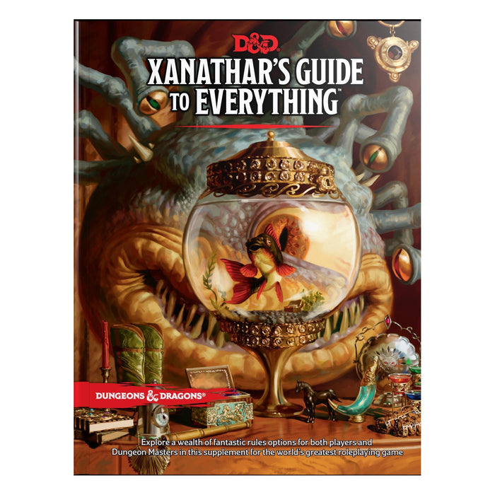 D&D (5e) Xanathar's Guide to Everything