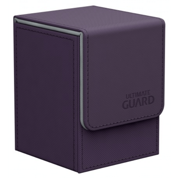 Deck Box Ultimate Guard Xenoskin (100ct) Purple