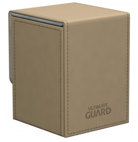 Deck Box Ultimate Guard Xenoskin (100ct) Sand