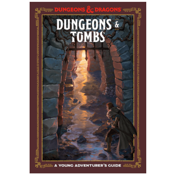 D&D (5e) A Young Adventurer's Guide : Dungeons & Tombs