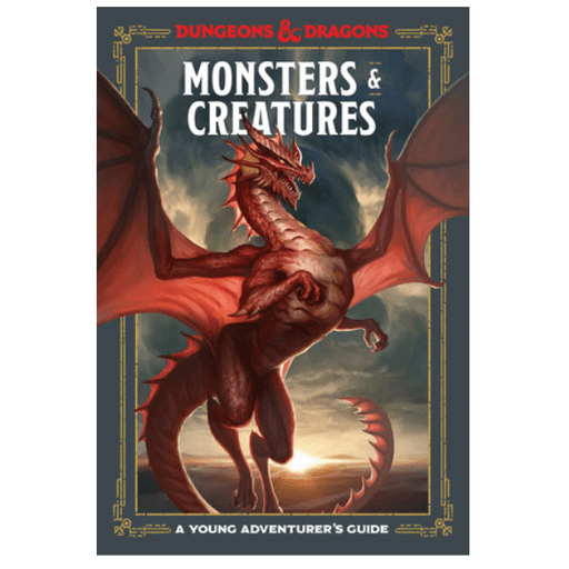 D&D (5e) A Young Adventurer's Guide : Monsters & Creatures