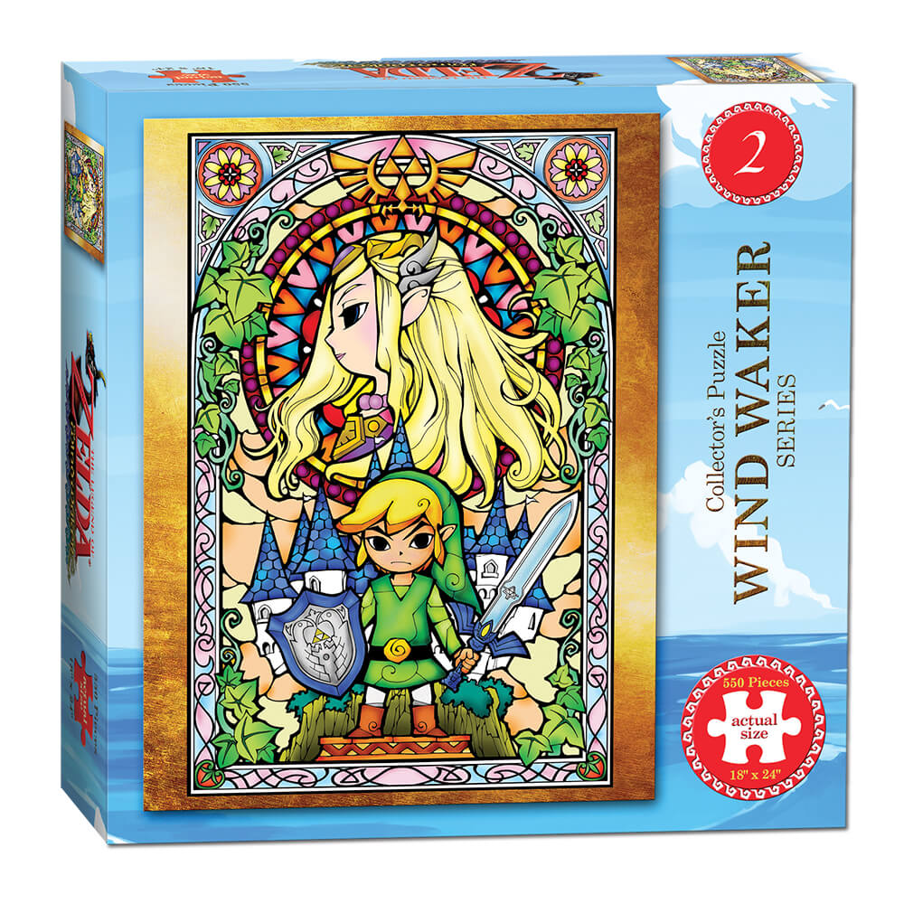 Puzzle (550pc) Legend of Zelda : Wind Waker #2