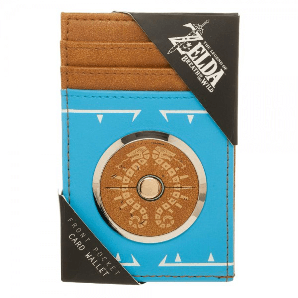 Zelda Wallet Card Holder : Breath of the Wild