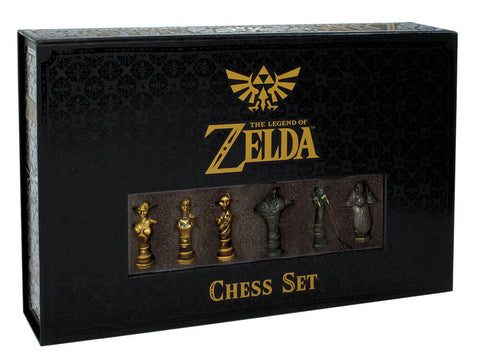 Chess Set The Legend of Zelda