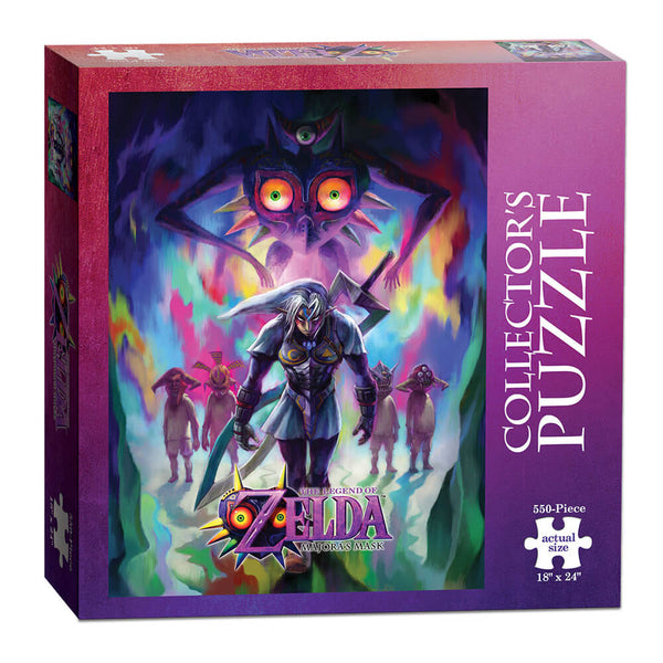 Puzzle (550pc) Legend of Zelda : Majora's Mask Incarnation
