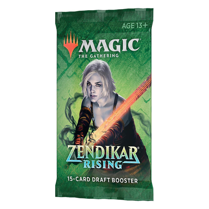 MTG Booster Pack Draft : Zendikar Rising (ZNR)