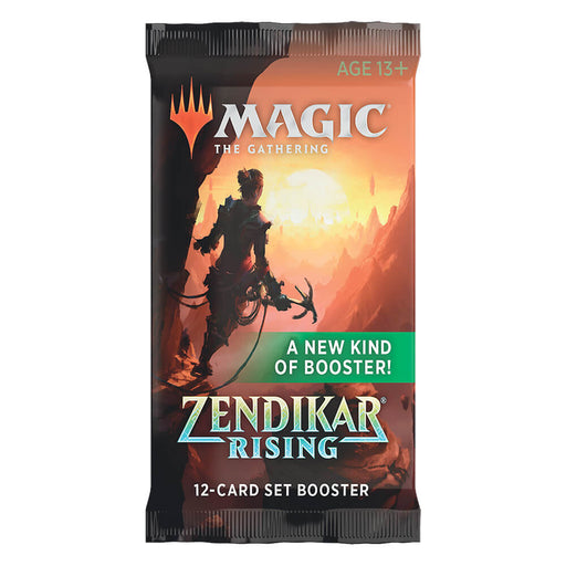 MTG Booster Pack Set : Zendikar Rising (ZNR)
