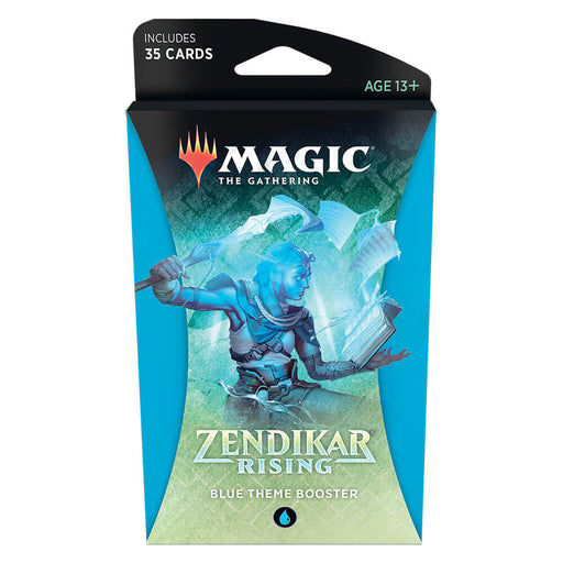 MTG Booster Pack Themed : Zendikar Rising (ZNR) Blue