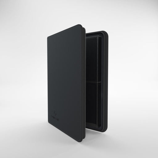 Binder - Zip-Up Album (8 Pocket) Black