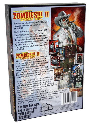 Zombies!!! Expansion : 11 Death Inc.