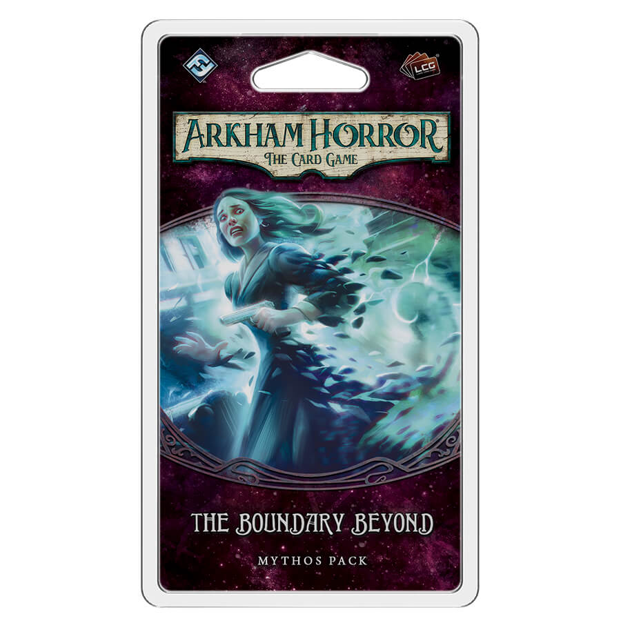 Arkham Horror LCG Mythos Pack : The Boundary Beyond