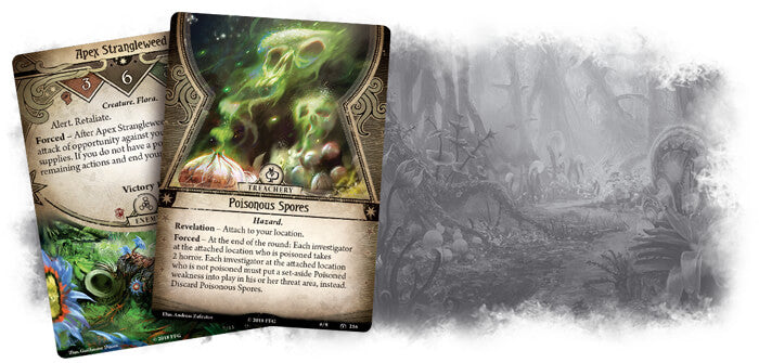 Arkham Horror LCG Mythos Pack : Heart of the Elders