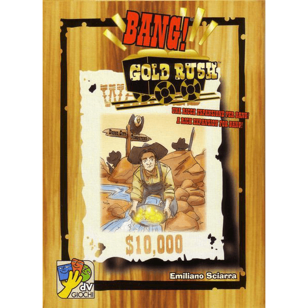 Bang! Expansion : Gold Rush