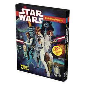 Star Wars RPG Classic (30th Anniversary ed) Box Set
