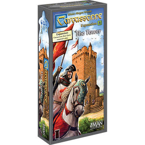 Carcassonne (2nd) Expansion : 4 The Tower