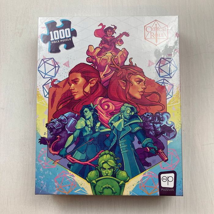 Puzzle (1000pc) Critical Role : Vox Machina