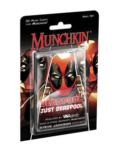 Munchkin X-Men Expansion : Just Deadpool