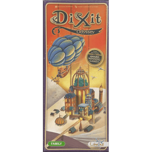 Dixit Expansion : Odyssey