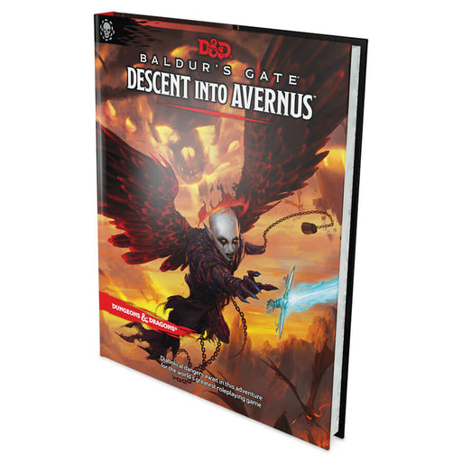 D&D (5e) Baldur's Gate: Descent Into Avernus