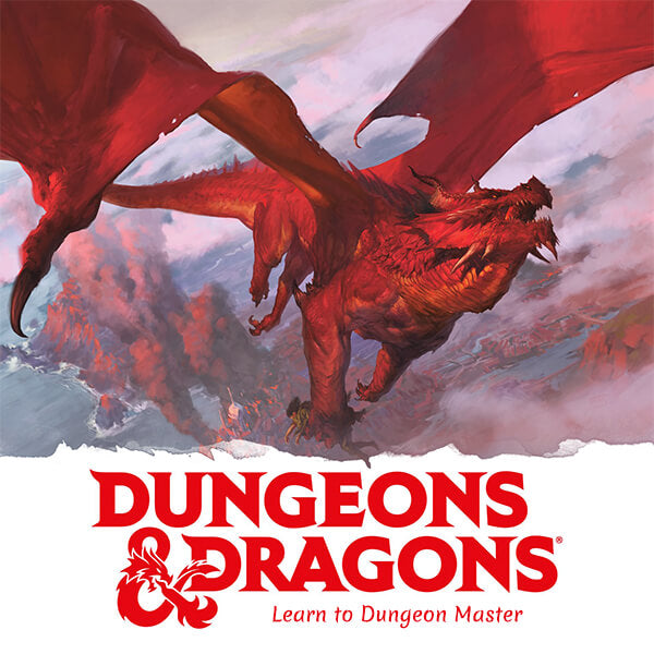 Seminar | Learn to Dungeon Master - SAT 1/12/19 @ 6p