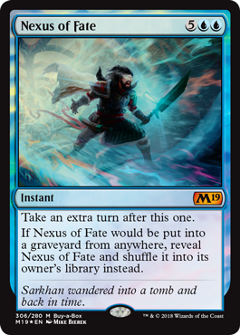 Nexus of Fate - Buy a Box promo