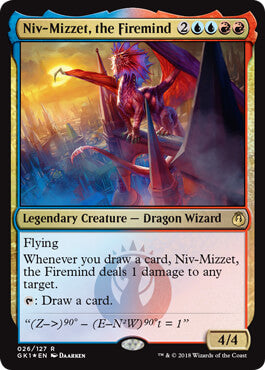 MTG Guild Kit (GRN) Izzet