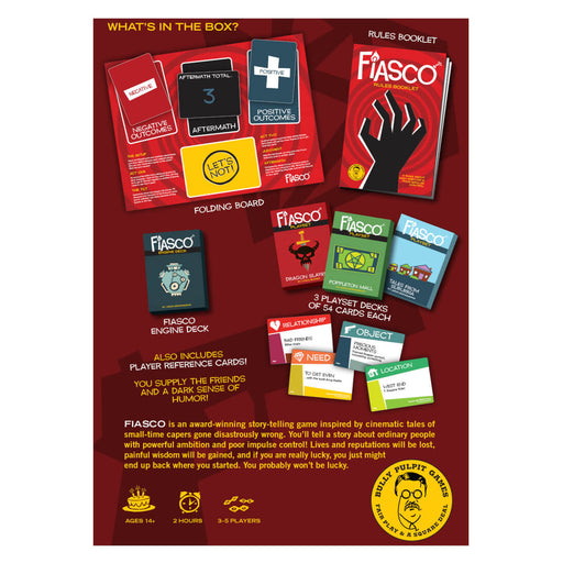 Fiasco Boxed Set