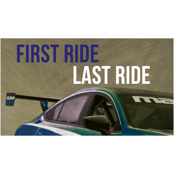First Ride / Last Ride