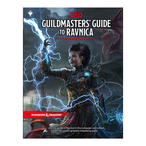 D&D (5e) Guildmasters' Guide to Ravnica
