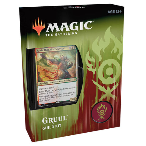 MTG Guild Kit (RNA) Gruul