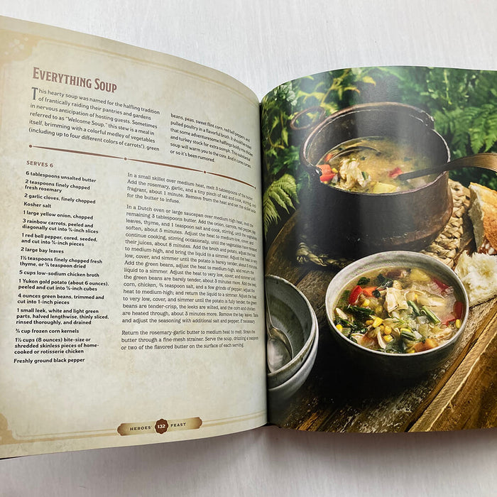 Heroes' Feast The Official D&D Cookbook