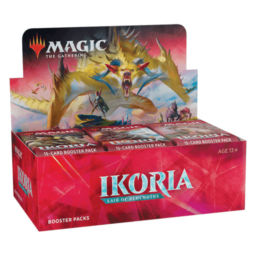 MTG Booster Box (36ct) Ikoria Lair of Behemoths (IKO)