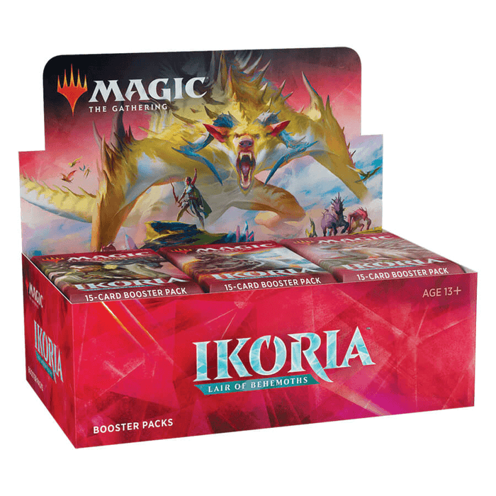 MTG Booster Box (36ct) Ikoria Lair of Behemoths (IKO) — Twenty ...