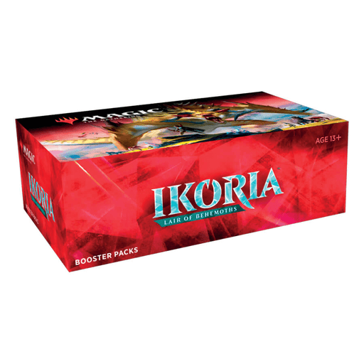 MTG Booster Box Draft (36ct) Ikoria Lair of Behemoths (IKO)